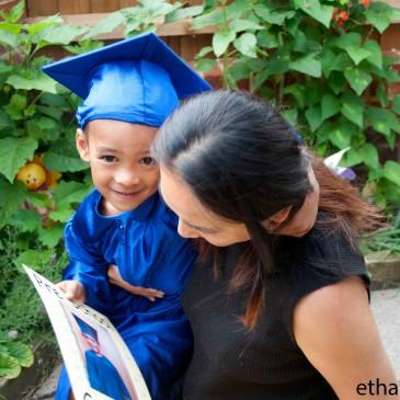 Preschool Graduation ethannevelyn.com