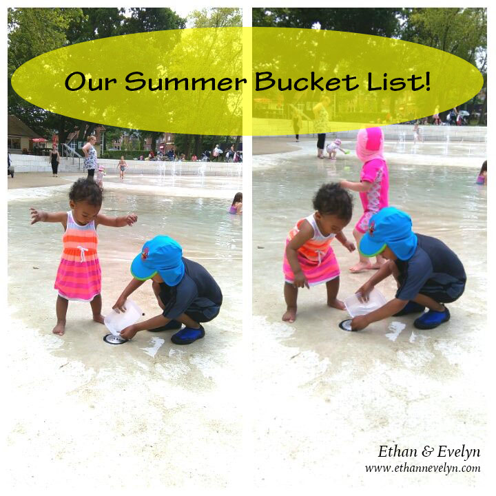 Our Summer Bucket List    ethannevelyn.com